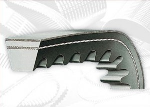 Cinghia trapezoidale sezione XPB 2500 - lungh.esterna 2522 mm