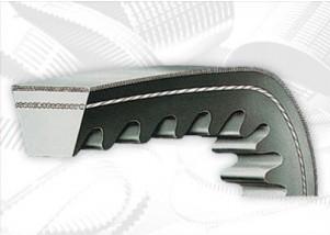 Cinghia trapezoidale sezione XPA 1532 - lungh.esterna 1550 mm.